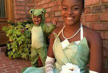 Ensaio Fotográfico a princesa e o Sapo
