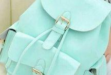 Backpacks and purses