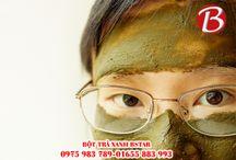 Bột trà xanh trị mụn / Tác dụng công dụng bột trà xanh trị mụn, cách sử dụng bột trà xanh trị mun hiệu quả tại nhà giá rẻ