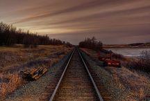 Track & brige