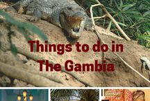 Travel in the Gambia