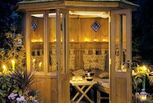 Garden room / Oasis of relaxation in the garden