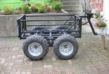 Utility Cart - Wagons