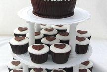 muffins til bryllupet