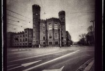 piro pinhole large format photography from Wrocław in Poland / pinhole photography large format 4x5inch from Wroclaw in Poland
