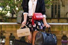 Handbags / by Melissa Tidah Him