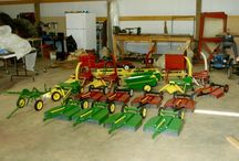 pedal tractors