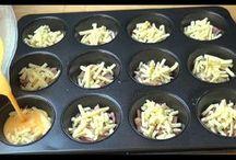 plat à muffins
