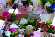 Flowers by Alexandra Szabo