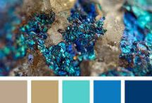 Color Palette - Jamie Busch Website