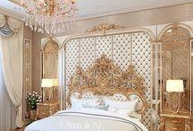 lüx yatak odasi