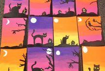 Halloween/Artes
