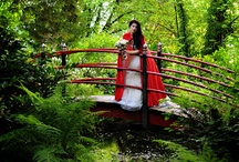 Red riding hood Bride