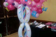 CandyLand Theme Ideas