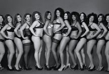 calendriers femmes rondes