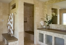 AA BATHROOM IDEAS / by Patti Hanza