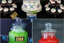 Birthday party ideas / by Misty Miller
