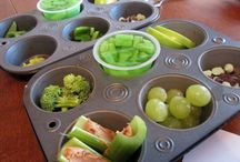 Nibble Trays (Muffin Trays) Expand Your Child's Palate