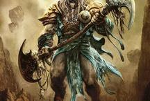 Werebeasts/ beastmen