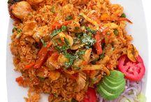 El Sabor del Peru / Peruvian food. Que Rico...