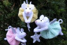 Crochet fairies