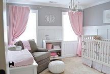 baby girl / baby girl's room
