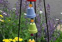 Great wind chimes / Wind chimes that will brighten up any back yard