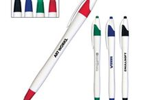 Stylus Pens  / Multi-function pens have a lot to offer. Stylus pens are a perfect combo gift, for employees and clients. Available with ink, stylus and flash lights!