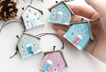 Little Ceramic House