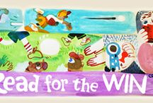 Read for the Win 2016 Summer Reading