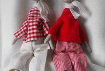 jouet tissu