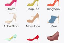 FASHION - STYLING TIPS - SHOES