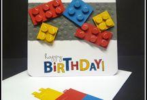 Cartes Lego
