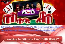 Buy & Sell Teen Patti Chips Online