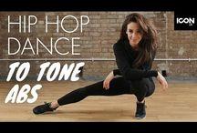 Χορευτικές ασκήσεις