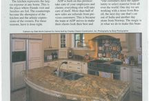 Granite Countertop Showcase 2002 / We were cleaning out some old boxes this week and came across this old magazine that ADP was featured in back in 2002. It is incredible how so little has changed about our philosophies on how we treat our customers and builders. One big change we have made since 2002 is widening the variety of stones we sell to include more solid surface / corian countertops and quartz countertops.