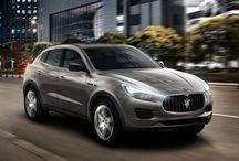 Maserati Models / Have a look at various glamorous Maserati models.