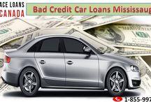 Bad Credit Car Loans Mississauga