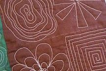 Free Motion quilting / Designs