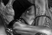 Anthony Kiedis / Anthony Kiedis - lead singer of RHCP