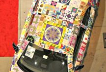 Raleigh Sewing and Quilting Expo 2013 / by Curlicue Creations