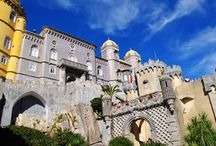 Magical Sintra, Portugal / Images of the UNESCO world heritage town of Sintra, just outside Lisbon.