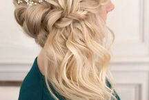 Esküvő 2017 haj / Esküvőre romantikus és/vagy elegáns hajak
