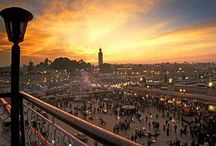 Marrakesh, Morocco / by ✈ 100 places to visit before you die