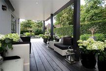 Bahçe oturma