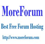 """Create A Free Forum No Ads Unlimited Using MoreForum.com / MoreForum is a free forum provision application that provides users with access to customizable forums and administration tools that are easy to use. MoreForum don't put ads on your forum but you're free to place your own ads (there is an """"Ad Management"""" add-on that makes this easy).We can also add your Google Ad code or tracking code by request. Create a free forum : http://www.moreforum.com/"""