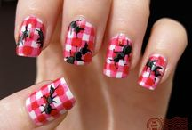 ~ CUTE NAILS ~ / by Leisa DeWald Smith