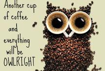 Coffee Love / by Marsha Bridgeman