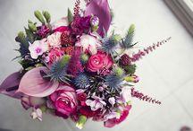 ✿  Fleurs * Flowers ✿ / Idées pour le choix de votre bouquet et de votre décoration florale ! #mariage #bouquet #flowers #fleurs #wedding