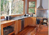 villa kitchens
